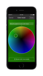 ReSound Relief iPhone 6 color mode Tinnitus TS app apple